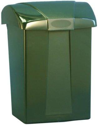 Ptt brievenbus Cofa groen zonder slot